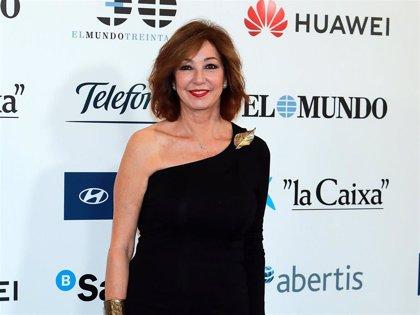 Ana Rosa Quintana despide emocionadísima su temporada más difícil