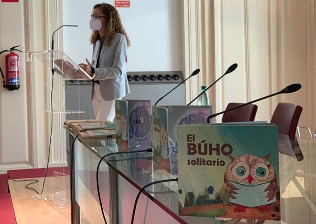 La delegada de Educación de la Junta en Granada, Ana Berrocal