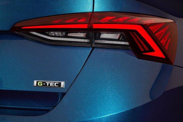 El nuevo Octavia G-Tec.