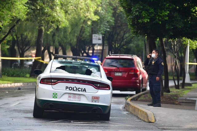 Mexico City police chief injured in assassination attempt