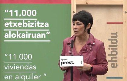 """Iriarte quiere formar un Gobierno que priorice """"acabar con la precariedad"""""""