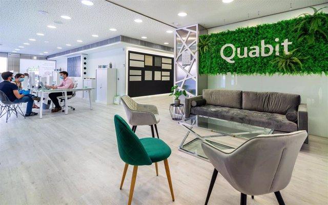 Oficina comercial de Quabit en Guadalajara