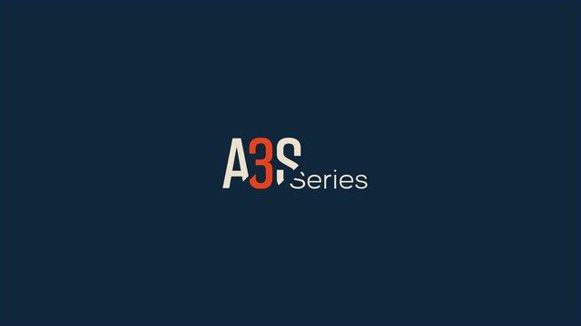 Atreseries renueva su identidad corporativa con rediseño de su logotipo y nuevas aplicaciones gráficas