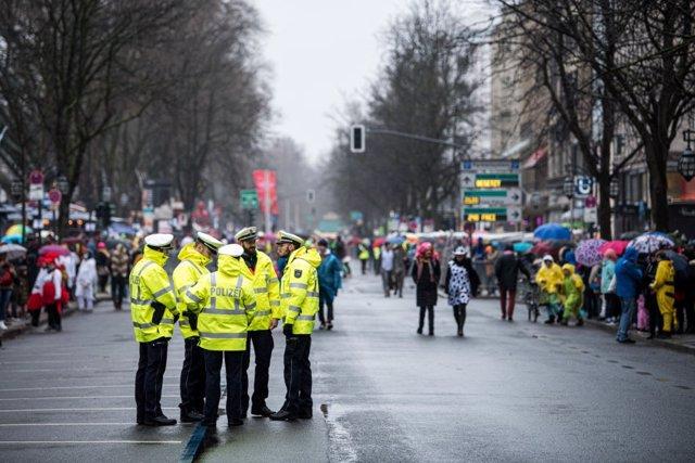 Policía de Dusseldorf