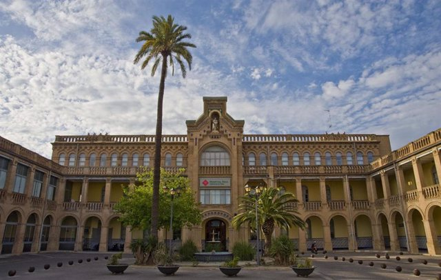 Edificio del hospital Valencia al Mar