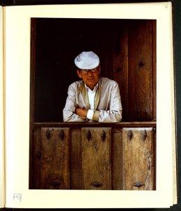 El escritor, en una imagen de archivo