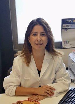 La doctora Lucía Valverde.