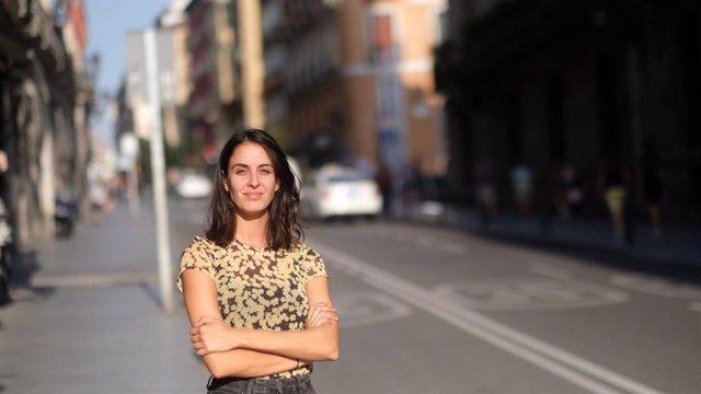 La portavoz mediática de Más Madrid, Rita Maestre