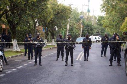 AMP.- México.-Detenido uno de los jefes del cártel CJNG como presunto autor intelectual del ataque contra García Harfuch