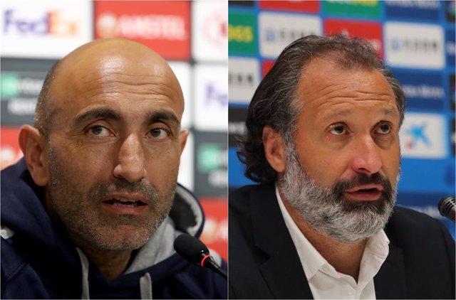 Fútbol.- El Espanyol destituye a Abelardo y confía su futuro a Rufete