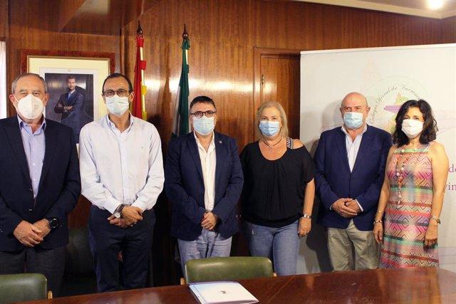 Acuerdo del Colegio de Farmacéuticos de Málaga y la Asociación Lupus y Autoinmunes (ALMA)