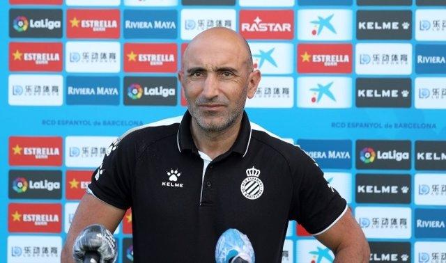 El ja exentrenador del RCD Espanyol, Abelardo Fernández