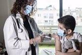 Foto: Pediatras recuerdan la importancia de las vacunas durante la pandemia