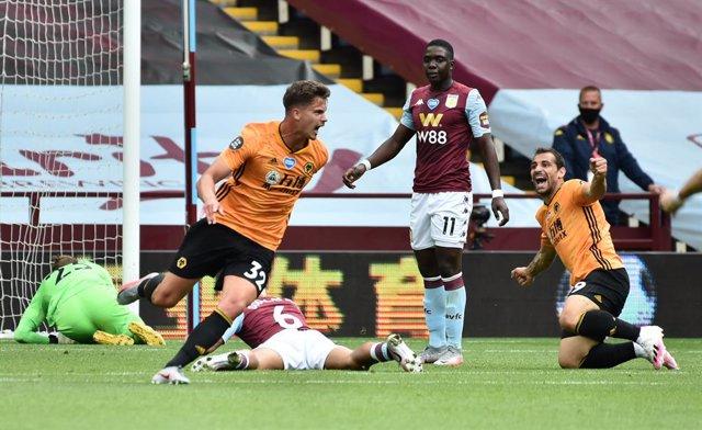 Fútbol/Premier.- El Wolverhampton presiona por la Champions