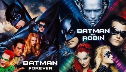 El regreso de Michael Keaton deja Batman Forever y Batman y Robin de Joel Schumacher fuera del canon de DC