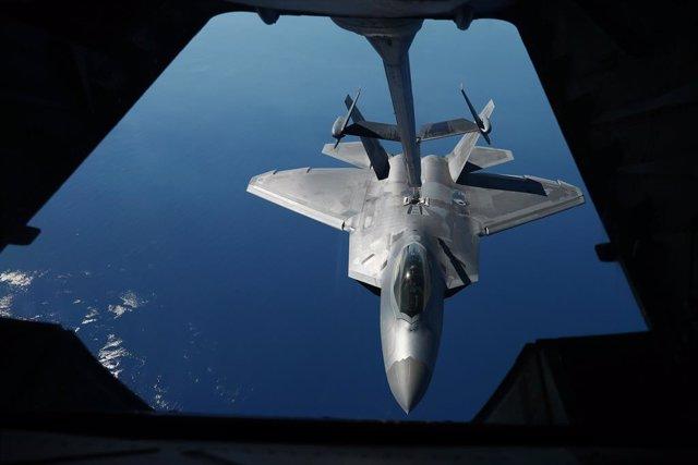 EEUU/Rusia.- EEUU identifica a cuatro aviones de combate rusos cerca de Alaska