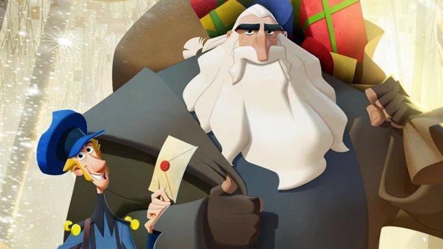 La película 'Klaus' triunfa en los Premios Quirino de Animación Iberoamericana