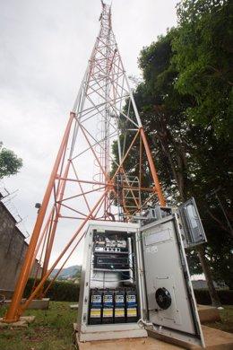 Proyecto red 4G LTE de Neoenergia (Iberdrola) en Brasil