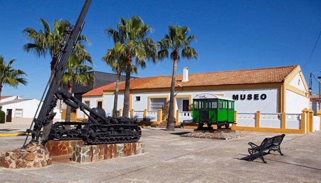Ayuntamiento de Tharsis (Huelva).