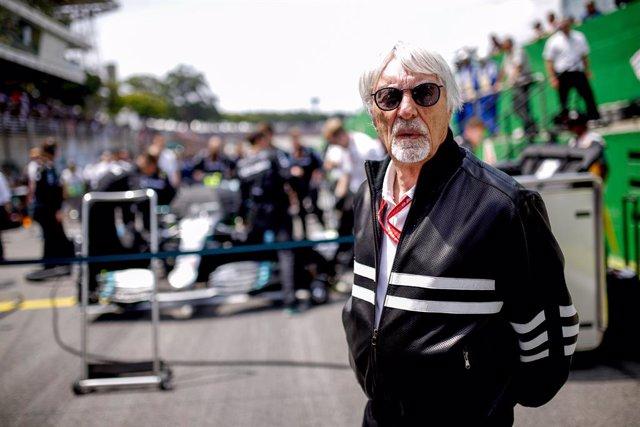 """Fórmula 1.- Ecclestone: """"De repente está de moda hablar de diversidad"""""""