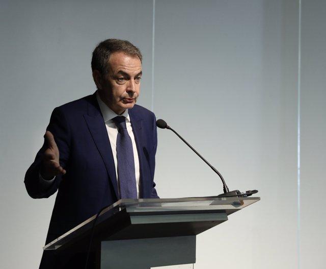 El expresidente del Gobierno, José Luis Rodríguez Zapatero, en una imagen de archivo.