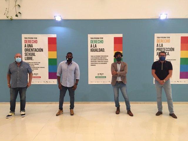 La Diputación colabora con la campaña 'Conoce tus derechos' de la asociación Diversport