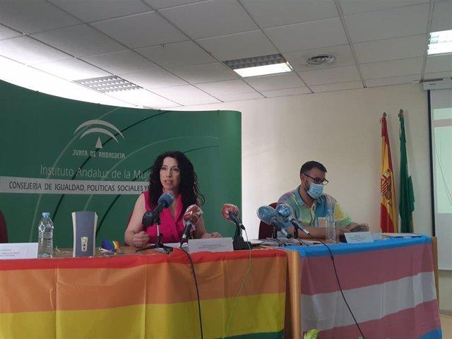 [Medios.Bienestar.Cipsc] Np: Rocío Ruiz Anuncia Que Se Está Estudiando La Fórmula Jurídica Para Que La Junta Se Persone En Los Procedimientos De Delitos De Odio