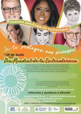 Santander.- El Ayuntamiento se iluminará hoy de verde con motivo del Día Mundial de la Esclerodermia