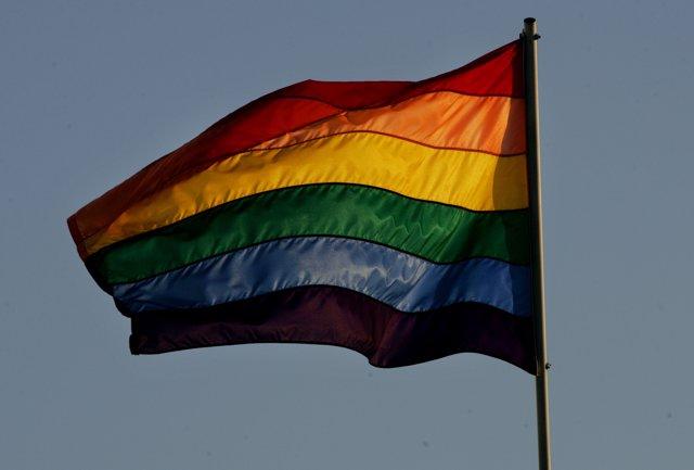 Bandera LGTBI