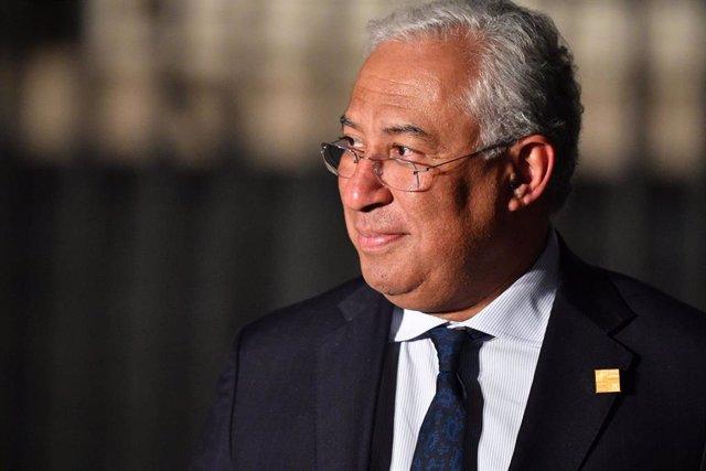 El primer ministro de Portugal, António Costa