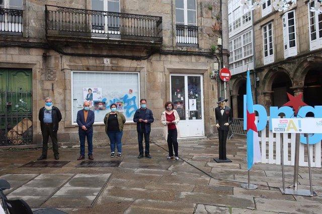 O Bng Celebra O Aniversario Do Estatuto Do 36 E Pide Un Novo Status Para Galiza