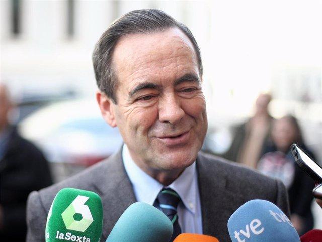 El expresidente de la Junta de Castilla- La Mancha, José Bono.