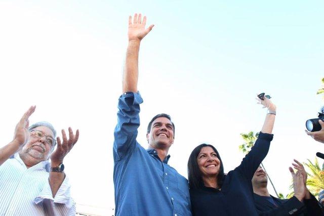 Francia.- Sánchez felicita a Anne Hidalgo por su reelección como alcaldesa de Pa