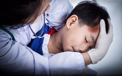 Golpes repetidos en la cabeza, asociados a depresión de adulto