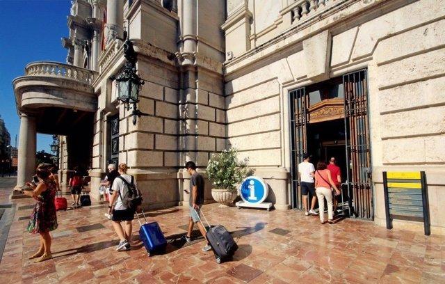 Oficina de Turisme, imagen de archivo