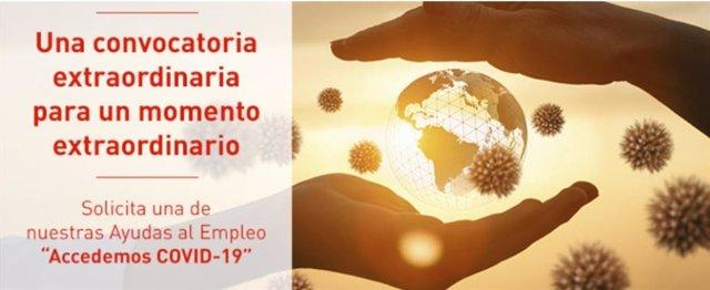 Fundación MAPFRE lanza 1.500 ayudas económicas para mantener e impulsar el empleo en España