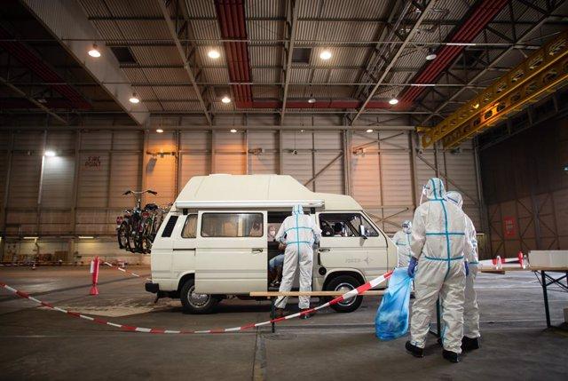 Coronavirus.- Alemania eleva el balance diario de coronavirus con 262 casos y cu