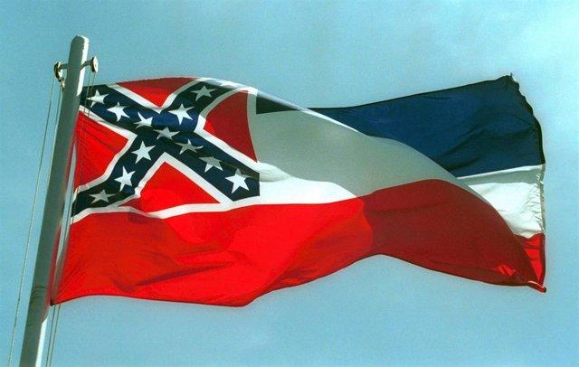Bandera del estado de Misisipi