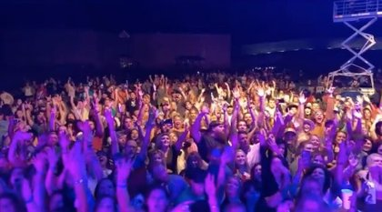Tennessee permite un concierto sin distanciamiento social con 4.000 asistentes