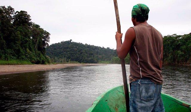 Expertos indígenas de Costa Rica diseñarán una ruta para la recuperación de sus terrenos tras las pandemia