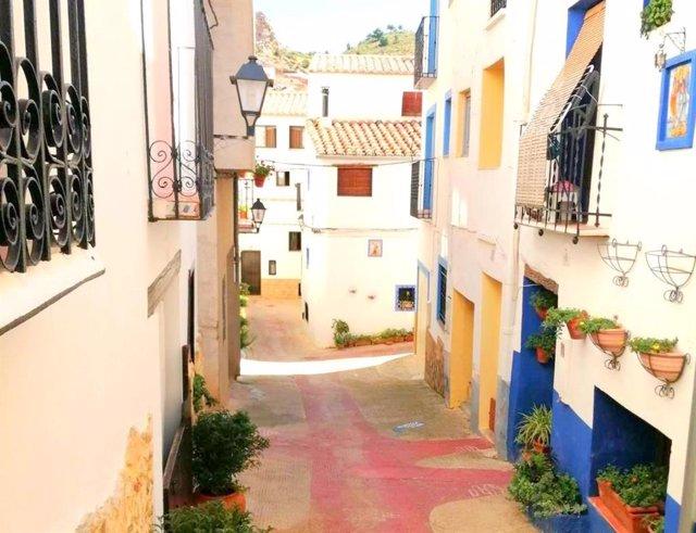 La localidad valenciana de Tuéjar