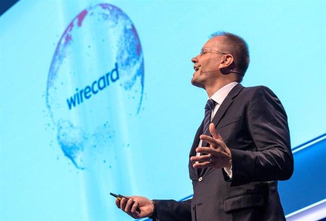 18 June 2019, Bavaria, Munich: Markus Braun, CEO of Wirecard Internet company, speaks at the Wirecard Annual General Meeting 2019. Photo: Peter Kneffel/dpa