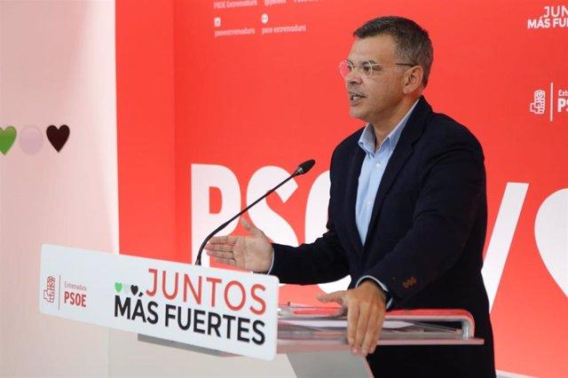 """El PSOE de Extremadura apela a la """"sensatez"""" para se firme el convenio del campo """"de una vez por todas"""""""
