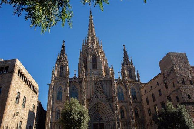Catedral de la Santa Cruz y Santa Eulalia de Barcelona (archivo)