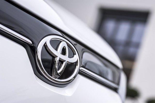 Logo de Toyota.