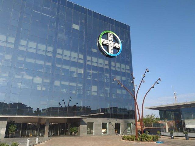 Centro de Bayer en Sant Joan Despí (Barcelona).