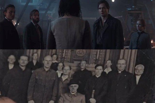 Dark 3 revela el origen de Sic Mundus, la sociedad secreta, y su objetivo inicial