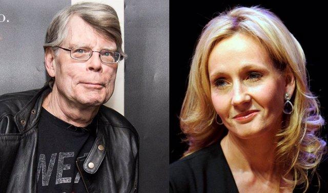 J.K. Rowling y su amargo desengaño con Stephen King