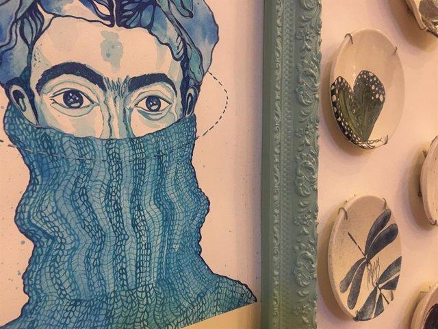 La exposición 'Atrévete a quererme' llega a Talavera para llenar de emociones a