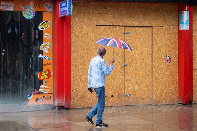 """Coronavirus.- Boris Johnson afirma que la pandemia """"ha sido un desastre"""" y avisa"""